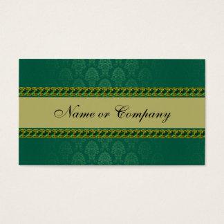 Verde Business Card