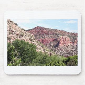 Verde Canyon, Arizona, Southwest, USA Mouse Pad