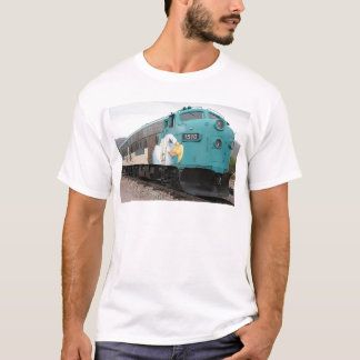 Verde Canyon locomotive, Arizona, USA T-Shirt
