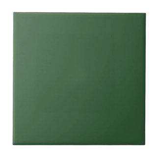 Verde caqui azulejo cuadrado pequeño