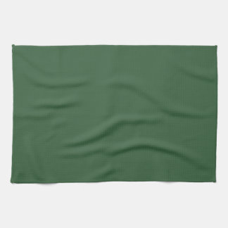 Verde caqui toalla