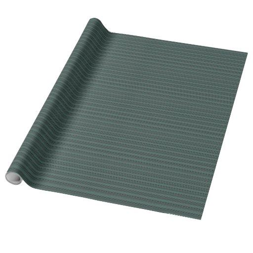 Verde caqui profundo papel de regalo