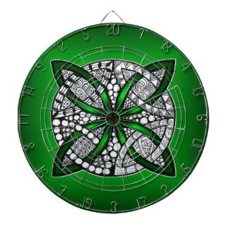 Verde céltico del nudo del arte original