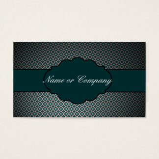 Verde Charmoso Business Card