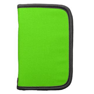 Verde claro organizadores