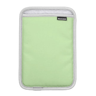 Verde claro funda de iPad mini