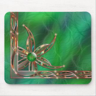 Verde como la hierba Mousepad