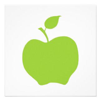 Verde Comunicado Personalizado