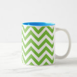 Verde con envidia taza de café