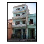 verde constructivo de La Habana Tarjetas Postales