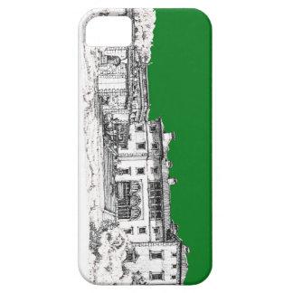 Verde constructivo del renacimiento iPhone 5 cárcasa