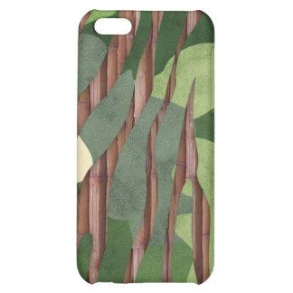 Verde de bambú militar de la cebra del iPhone 4 de