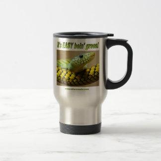 Verde de Bein mamba Taza De Café