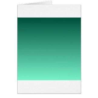 Verde de Castleton a la pendiente horizontal del A Tarjeton