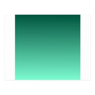 Verde de Castleton a la pendiente horizontal del Postal