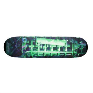 Verde de Chandellier Patinetas Personalizadas