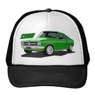 Verde de DATSUN 1200 Gorras De Camionero
