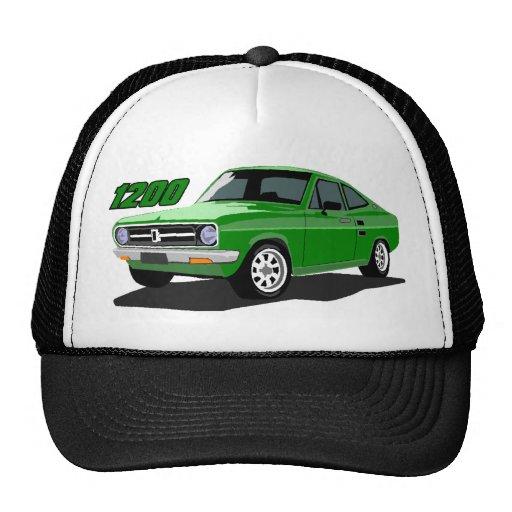 Verde de DATSUN 1200 Gorro De Camionero