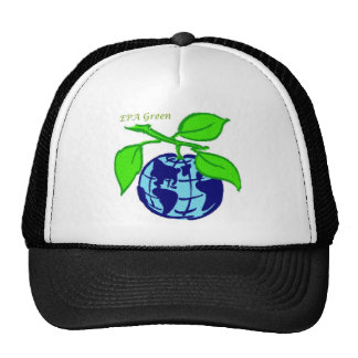 Verde de EPA Gorro