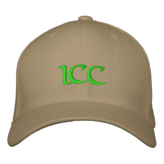 Verde de Keifi ICC Gorra De Béisbol
