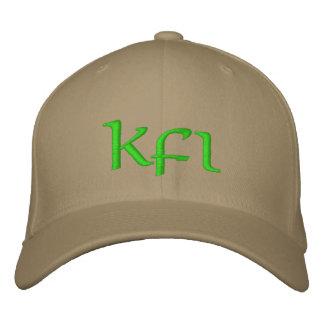 Verde de Keifi Kfi Gorra Bordada