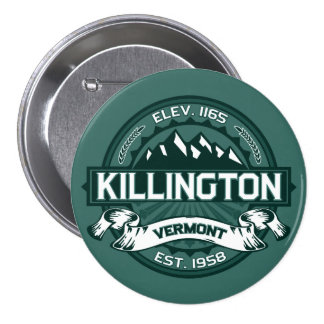 Verde de Killington Vermont Pin