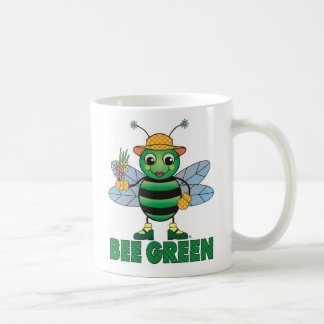 Verde de la ABEJA Taza De Café