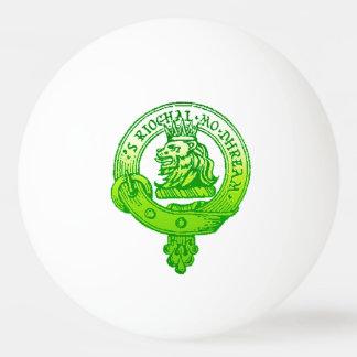 Verde de la bola de ping-pong de Gregor/de Pelota De Tenis De Mesa