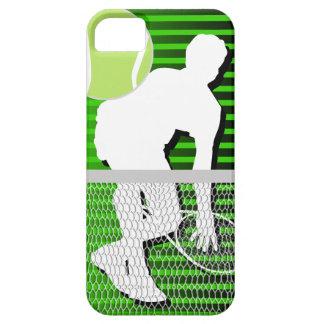 Verde de la caja de la casamata del iPhone 5 del Funda Para iPhone 5 Barely There