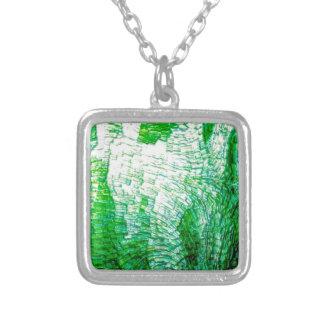 verde de la estructura joyerias