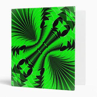 Verde de la explosión de la música