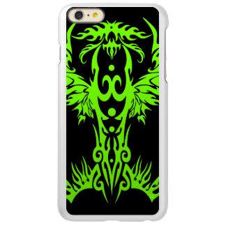 verde de la llama de Phoenix