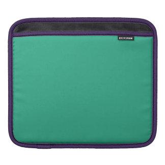 Verde de la selva fundas para iPads