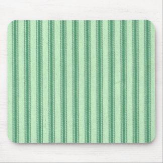 """Verde de la señal de la almohada de los """"diseños mouse pad"""