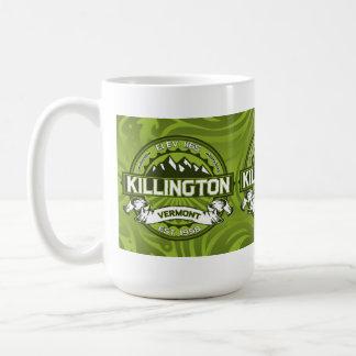 Verde de la taza de Killington