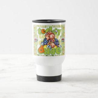 Verde de la taza del viaje de CUPY