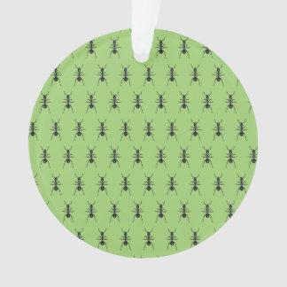 Verde de las hormigas