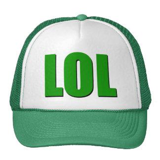 Verde de LOL Gorras