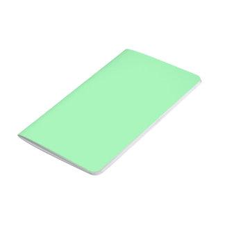 Verde de mar ligero coloreado