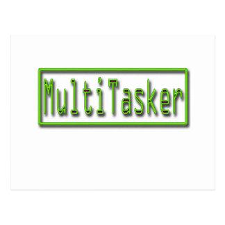 Verde de MultiTasker Postal