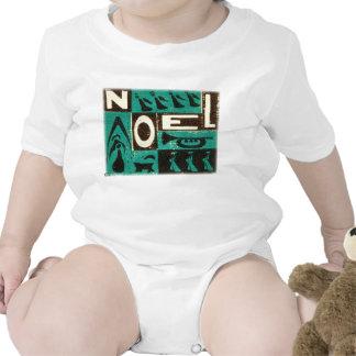 Verde de Noel Traje De Bebé