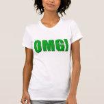 Verde de OMG Camisetas