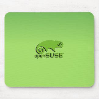 Verde de OpenSuse Linux Tapetes De Ratón