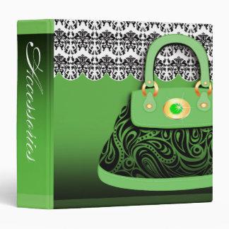 Verde de Paisley del damasco de la moda del fiesta