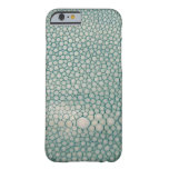 Verde de Shagreen Seafoam Funda Barely There iPhone 6