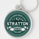 "Verde de Stratton ""Vermont "" Llavero"