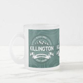 Verde de Vermont de la taza de Killington