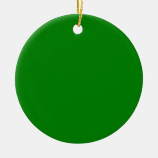 Verde Adorno Para Reyes