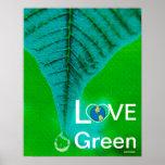 Verde del amor - Poster-Personalizar del descenso