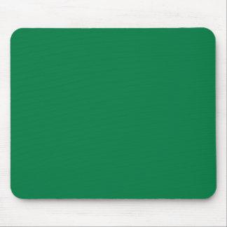 Verde del arco iris alfombrilla de ratones